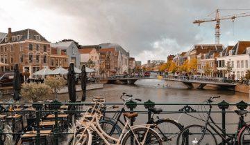 Duurzame mode in Leiden